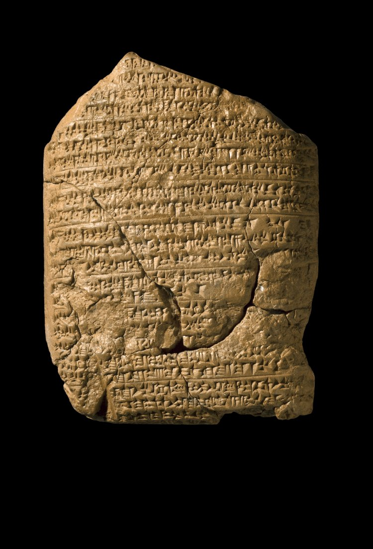Babylonian Chronicle for years 605-594 BC (British Museum)