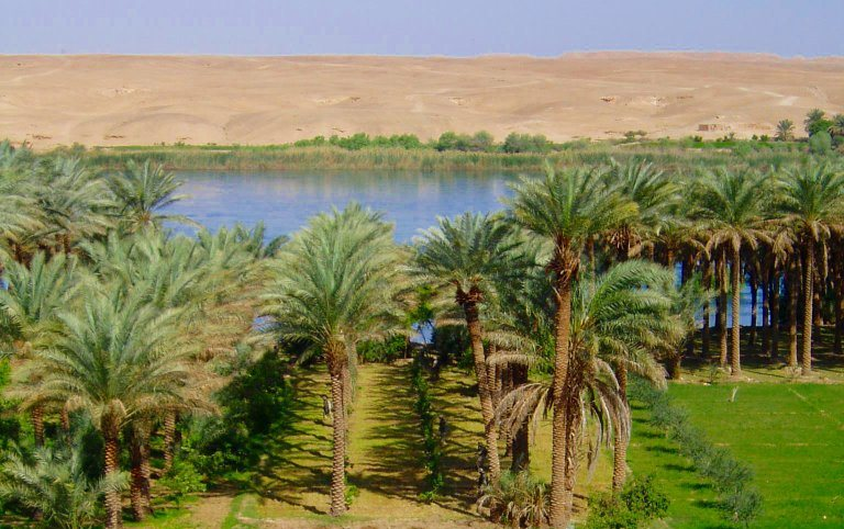 Euphrates River in Iraq (James McCauley)