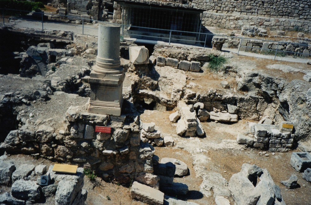 Remains of the Pool of Bethesda