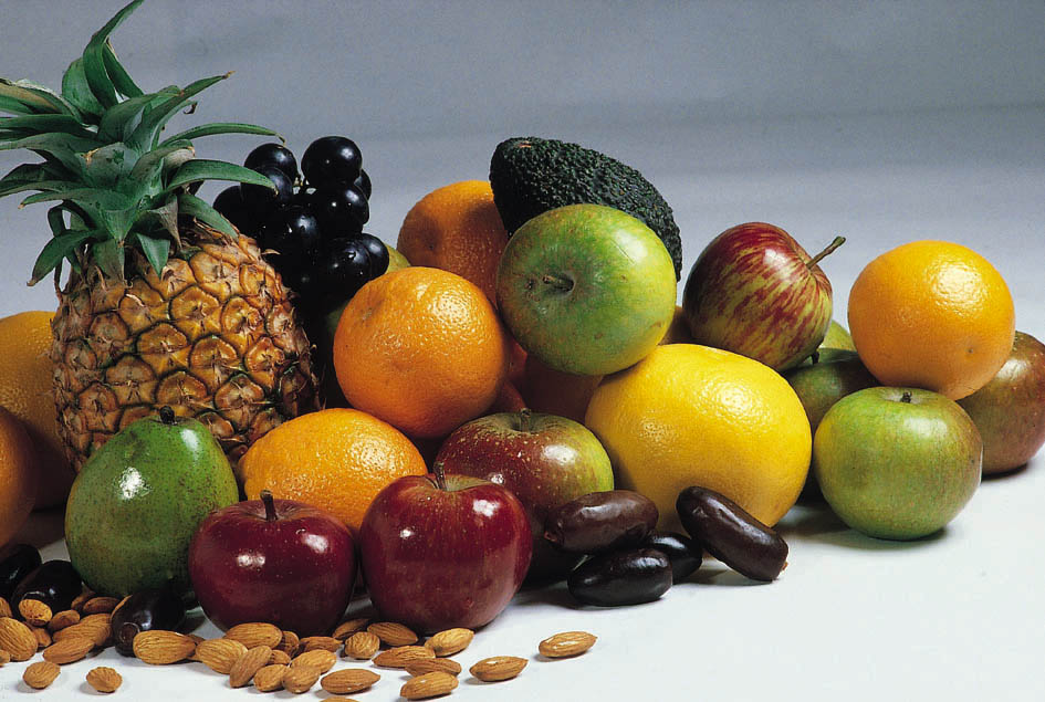 The seven fruits