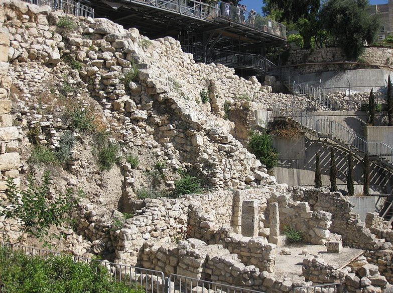 City of David, Jerusalem
