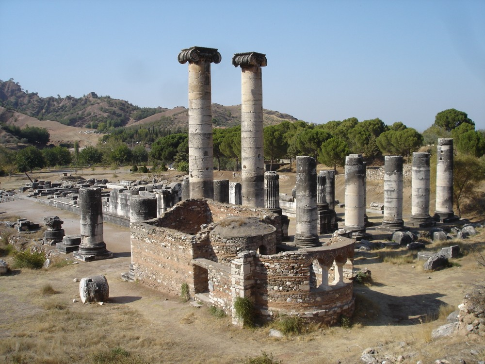 sardis dating Sardis was one of the earliest cities in asia dating back to before 2000 bc and was by far the sardis = a plural of uncertain derivation.