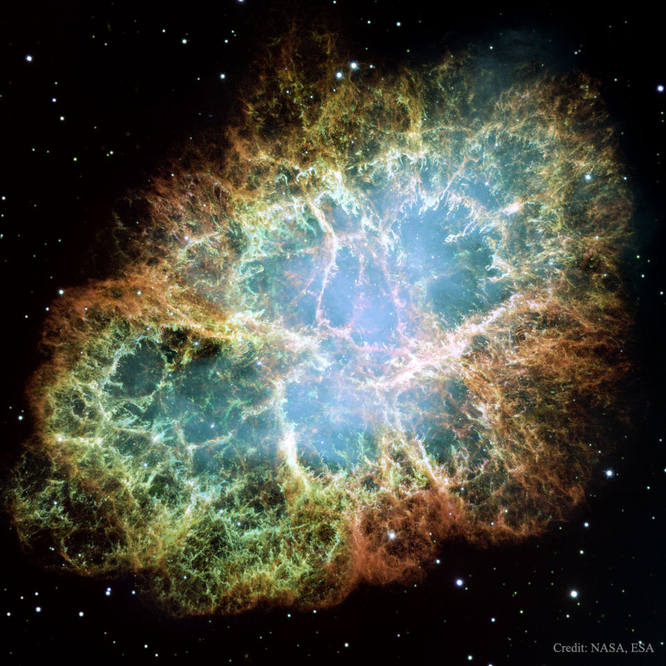 Crab Nebula -NASA photo
