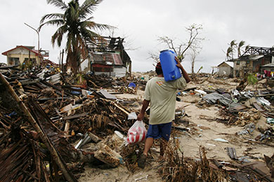 Typhoon Haiyan - Philippines, Nov 2013 (Christian Aid)