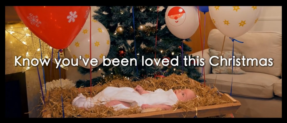 Know you've been loved this Christmas