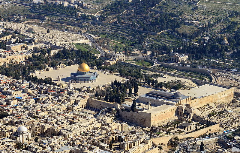 Jerusalem - The Temple Mount (Avram Graicer)