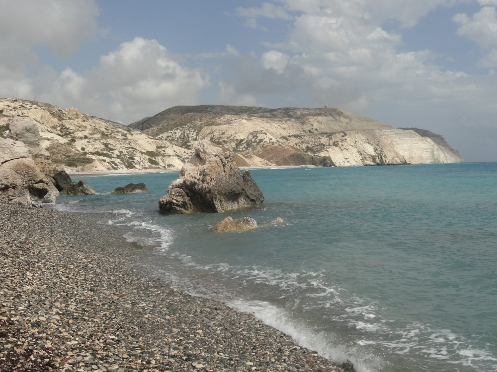 Rock of Aphrodite, Paphos