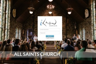 Open Church Branding with iKnow