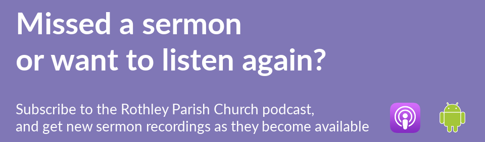 Missed a sermon or want to listen again?