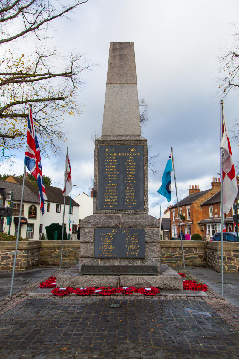 Rothley War Memorial
