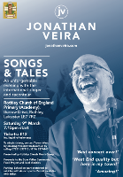 Songs and Tales with Jonathan Veira