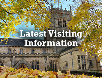 Latest Visiting Information.