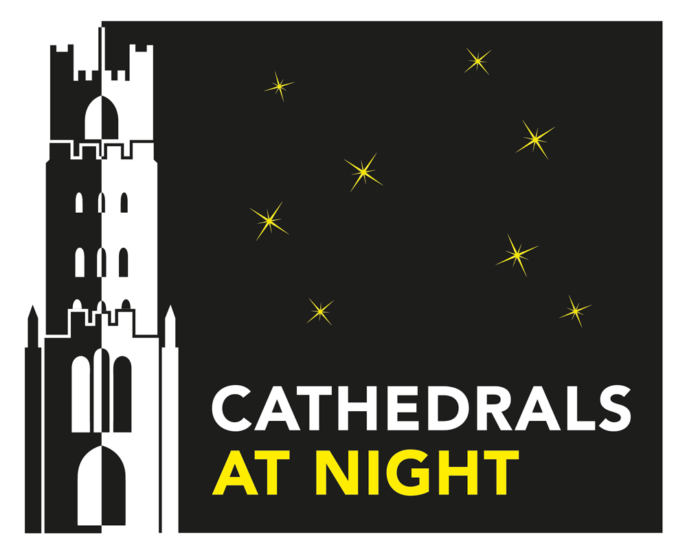 Cathedrals at Night.