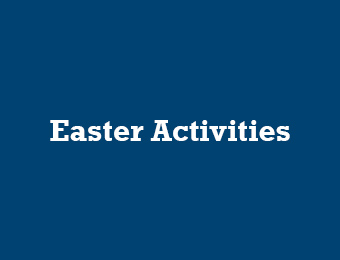 Easter activities button.