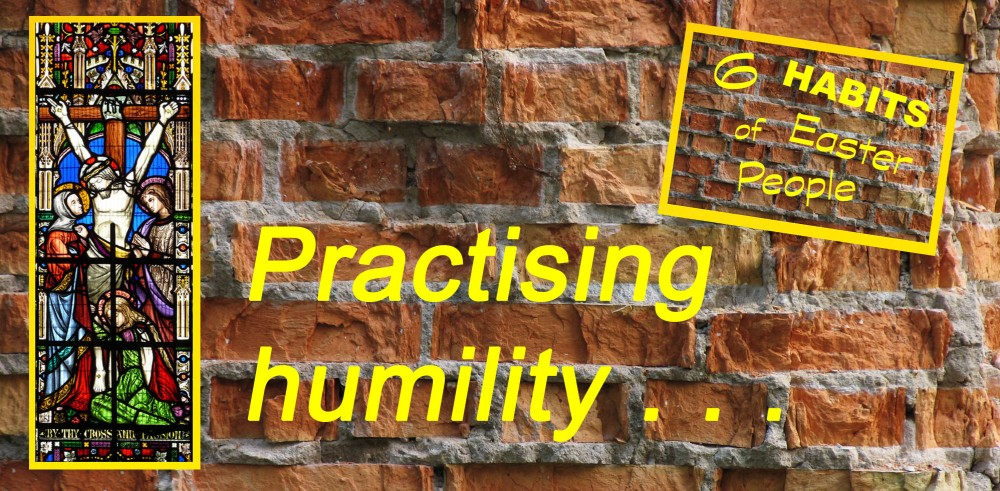 Practising humility
