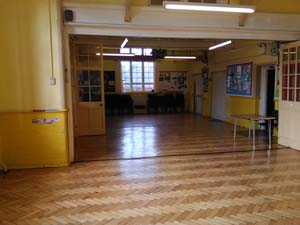 St. Martin's Desford Church Hall