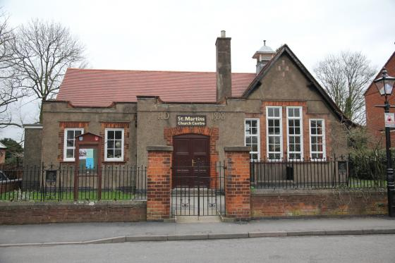 Desford Church Hall