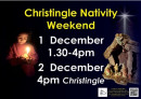 Open 'Christingle Nativity Extravaganza'
