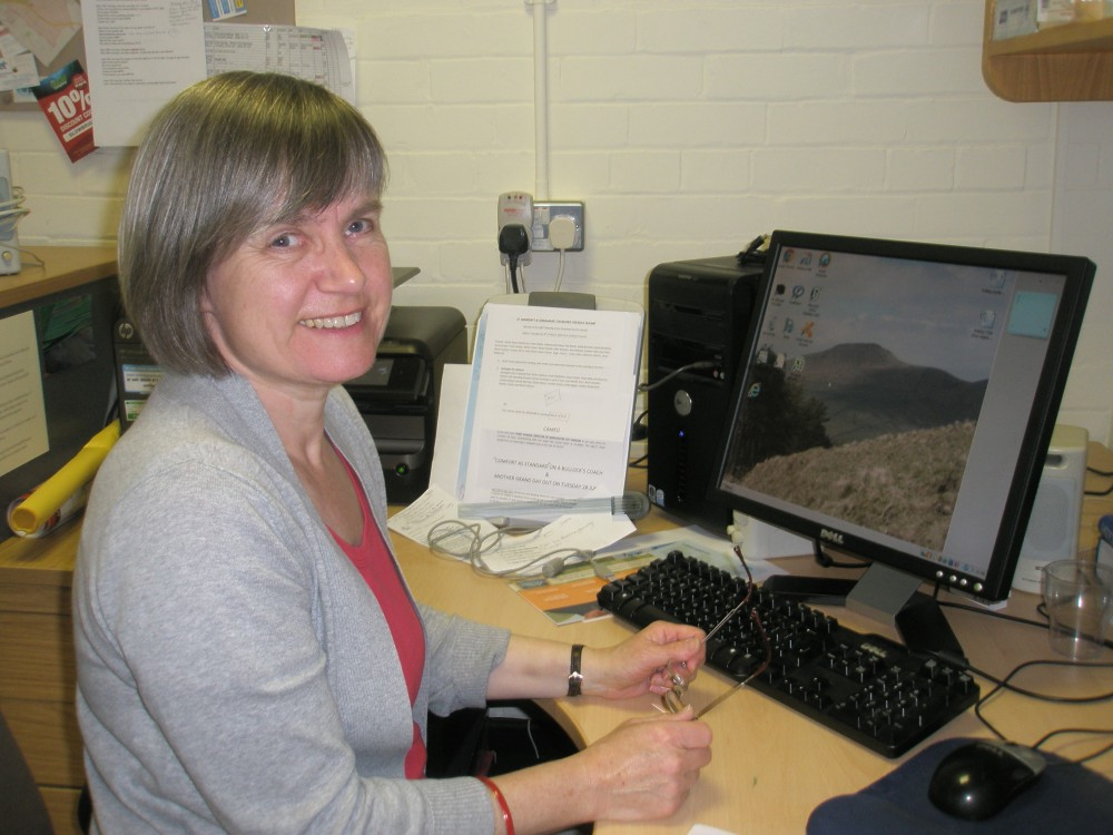 Gill Pennells - Administrator