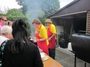 Click here to view the 'Vicarage BBQ' album