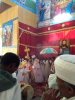Christmas celebrations in an Orthodox church