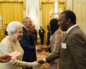 Commonwealth Reception at Buckingham Palace