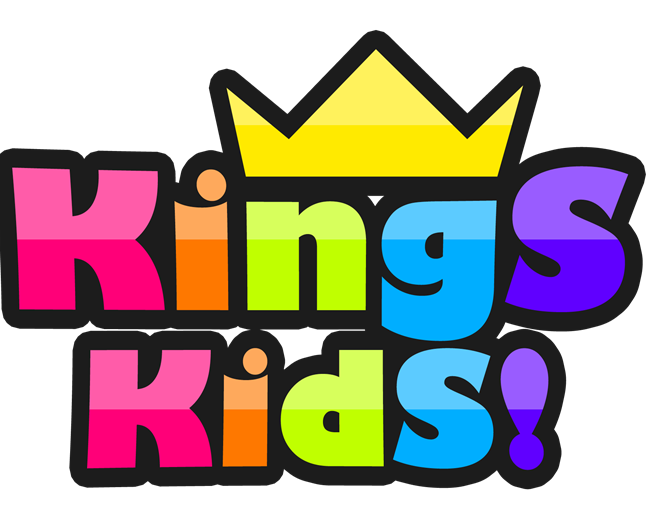 a picture of the kings kids logo