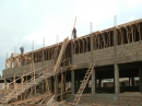 Phase 1 - 5 Classrooms, 2 Dormitories, Hall, Offices & Toilets