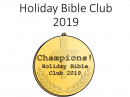 Click here to view the 'Holiday Bible Club 2019' album