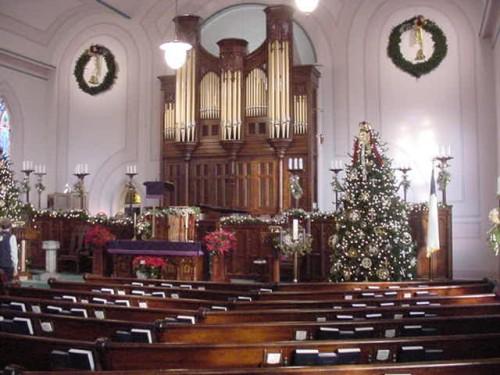 Salem United Church of Christ | Photos Christmas Decorations