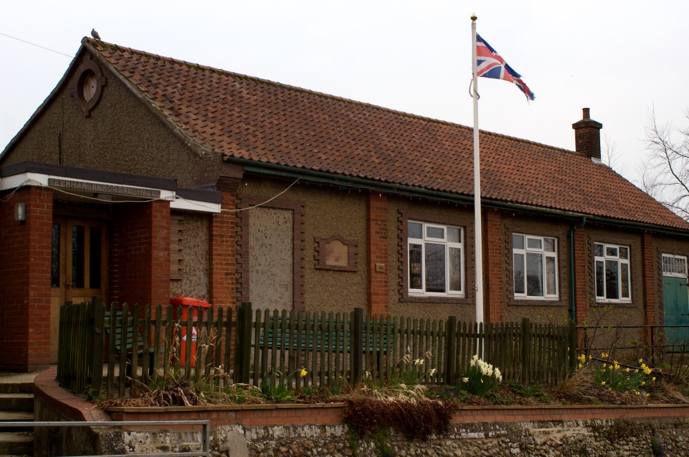 Elmham Memorial Institute Hall