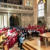 Open 'Admission of Lay Clerks, Organ Scholar, Choral Scholars, Boy & Girl Choristers'