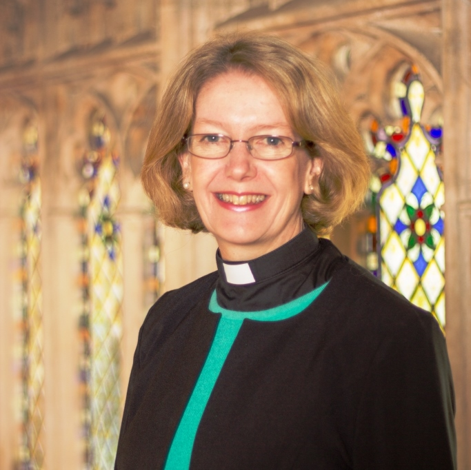 Archdeacon Jackie Searle