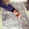 Open 'Big Draw 2017 - GIANT Colouring-in Carpet'