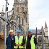 Open 'Gloucester Cathedral Honoured by Royal Patronage'