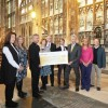 Open 'Project Pilgrim awarded £360,000 Grant'