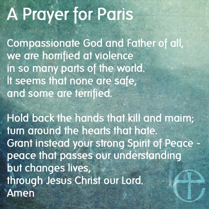 Prayer for Paris