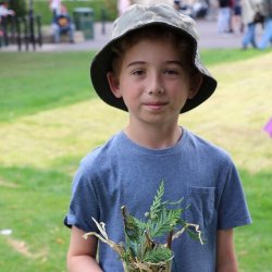 Open Gloucester Cathedral Family Learning Workshops - Mini Gardens