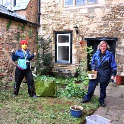 Open Gloucester Cathedral launches new Gardening Group