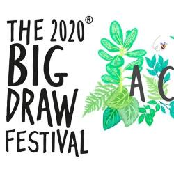 Open Big Green Draw-A-Long with illustrator Hannah Shaw