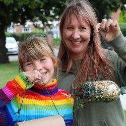 Open Gloucester Cathedral Family Learning Workshops - Bug Hotels and Mini Beasts