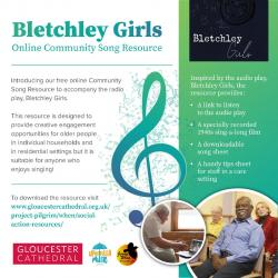 Open Bletchley Girls - Online Community Song Resource