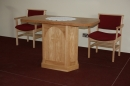 Click here to view the 'Communion and Altar Tables' album