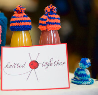 Knitted together is a great initiative to knit for the homeless community of Romford