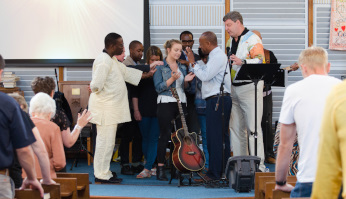 Details about Elim church mission work, both local and global, and how our church upholds them through prayer and support in spreading the gospel of Jesus Christ