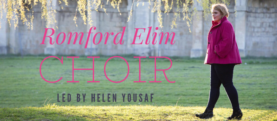 Helen Yousaf will be leading the Romford Elim Church Gospel Choir throughout our Easter Programme