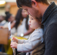 Church Creche and mums, dads and toddlers