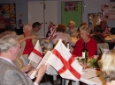 St George's day supper