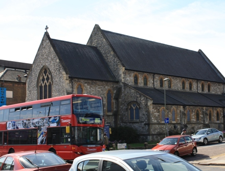 Christ Church, Brent Street