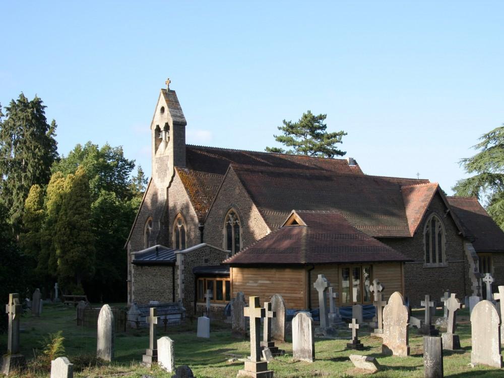 Tilford Church 4